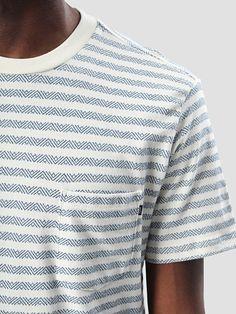 Kuta Pocket T-Shirt Cream 131080154