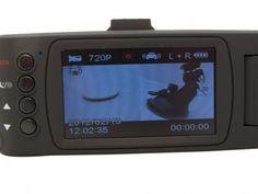TwinCam - Dual Lens HD Car Camera