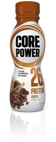 CorePower - The Dieline - The #1 Package Design Website -