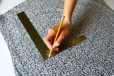 DIY- Fabric Covered Book by Caught On A Whim, via Flickr