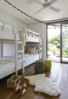 Built in Bunks | Avoca Beach House | Gallery | Australian Interior Design Awards
