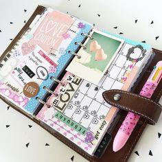 I'm up on the @studio_l2e blog today sharing my monthly and weekly #filofax set up! Go and take a look! I took lots and lots of photos this time around! Studiol2eblog.com #studiol2e