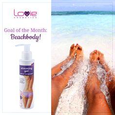 Η θερμοκρασία ανεβαίνει και έχει έρθει η ώρα να προσέξουμε το σώμα μας! Το συσφιγκτικό gel LOVIE δρα ...ενώ εσείς κοιμάστε! - Έντονη λιποδιαλυτική δράση - Καταπολέμηση της κυτταρίτιδας - Λείανση επιδερμίδας #loviecosmetics #anticellulite #summer #beachbody Beachbody, Soap, Personal Care, Cosmetics, Beauty, Beleza, Beauty Products, Soaps
