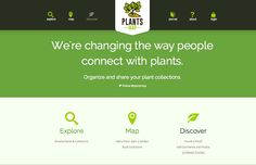 Check out our fresh new color scheme! www.plantsmap.com February 2014