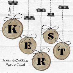 Design Christmas Cards / Kerstkaarten - dysyn  - www.kaartje2go.nl