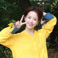 눈에 별 반짝이는 인간 레몬🍋 #한지민 #hanjimin #ハンジミン #언제든한지민 K Beauty, Hair Beauty, Han Ji Min, Female Stars, Ji Sung, Korean Celebrities, Asian Actors, Korean Beauty, Your Smile