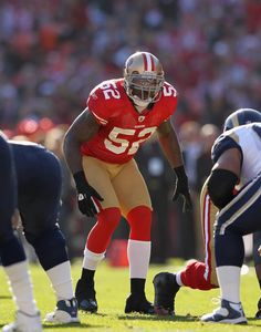 Patrick Willis // San Francisco 49ers