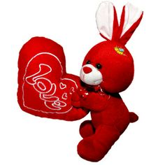 Get 56% OFF ON Love Bunny With Music. Red is the color of love, this season of love make this bunny yours this is perfect gift for your valentine!!!