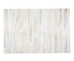 Alfombra de piel bovina Daniela - 100x150 cm