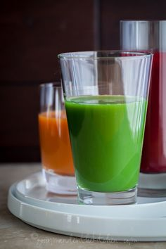 3 Super Juice Recipes- to boost your immune system and supercharge your metabolism.