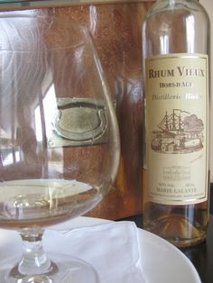 Distillerie Bielle Hors d'Age Marie-Galante