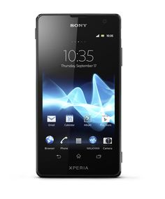 Sony Xperia V Smartphone has a inches display running on Qualcomm processor, with 1 GB RAM, 13 MP camera, 1750 mAh battery. Sony Xperia V price, full phone specs and comparison at PhoneBunch. Sony Mobile Phones, Sony Phone, New Phones, Upgrade Android, Android 9, Android Smartphone, Sony Xperia, Skyfall, James Bond