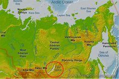 Siberia map - Google Search