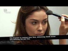 HD Brows Make Up - applying powder base, blusher & bronzer Beauty Make Up, Hair Beauty, Hd Make Up, Makeup Tips, Hair Makeup, Hd Brows, Blusher, Bronzer, Skin Care Tips