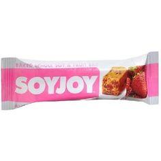 Soyjoy Straw Fruit Soy Bar (12x1.06oz )