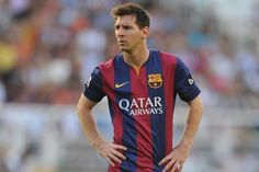 International sports star Lionel Messi | Image source: Bleacherreport.net