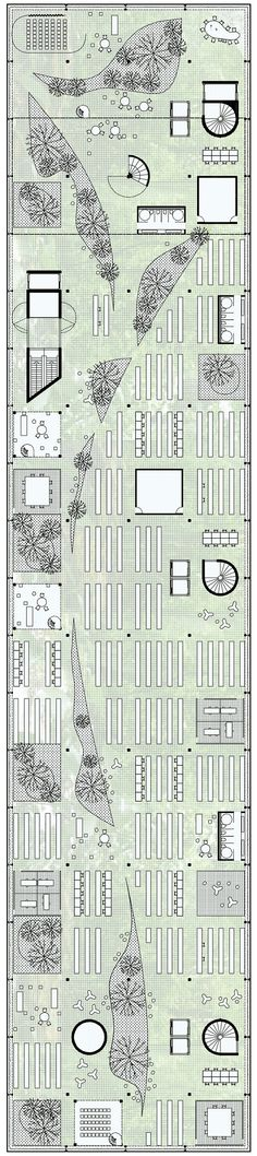 Helsinki Central Library | BRUTHER #Finland #floorplan