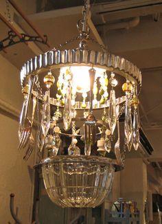 Jelly Bowl chandelier