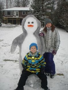 The Great Snowman Challenge (Photo by Christy S. Snowman, Challenges, Outdoor Decor, Home Decor, Homemade Home Decor, Snowmen, Decoration Home, Interior Decorating