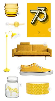 bright & sunny - via designlovefest