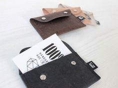 Cork leather // Korkleder // Eiche // Etui // Business Card // Vistenkartenetui // VEGAN Design