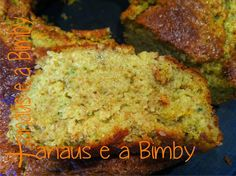 Xanaus e a Bimby: Bolo Integral de Courgette e Iogurte na Bimby