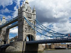 From the Tower Bridge to Big Ben, take a visual journey through London, England.
