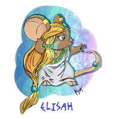 Elisah Transformice by maryphantom11 on DeviantArt