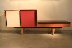 Sideboard von Alfred Altherr für Frei Freba, 1950er 1 Alter, Storage, Sideboard, Furniture, Google Search, Design, Home Decor, Restoration, Wooden Crates