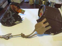 DIY Assassin's Creed Spaulders