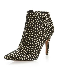 Shop for Rose Gold Dylan Cheetah-Print Calf Hair Bootie by Rosegold at ShopStyle. Fashion Boots, High Fashion, Cute Ankle Boots, Last Call, Cheetah Print, Neiman Marcus, Fashion Forward, Peep Toe, Rose Gold