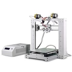 Athorbot Buddy Couple  - $395.99 (coupon: AthorbotB) Dual Extruders 3D Printer DIY Kit US WHITE Mixed Color Printing  #Athorbot, #3D, #Printer, #3DPrinter, #принтер, #3дпринтер, #gearbest    2877