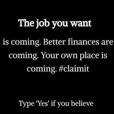 Positive Affirmations Quotes, Money Affirmations, Affirmation Quotes, Positive Quotes, Positive Mindset, Positive Vibes, Law Of Attraction Affirmations, Law Of Attraction Quotes, Faith Quotes