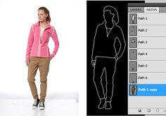 Multi Clipping Path Service by- http://www.clippingpathserviceindia.com/
