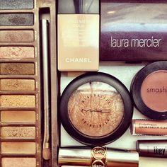 Mac, Laura mercier, urban decay, smashbox, benefit ,ysl I WANT THESE!!!!
