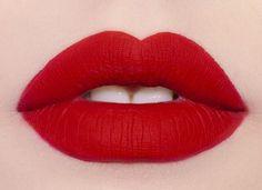 Love the #redlips - love love #beauty #redlipstick