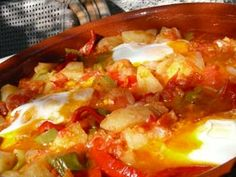 Spanish flamenco eggs for authentic Andalucian tapas dishes. Discover Spanish recipes online plus jamones & chorizo at Orce Serrano online. Tapas Recipes, Cooking Recipes, Catering Recipes, Shrimp Recipes, Cheese Recipes, Appetizer Recipes, Recipies, Quick Recipes, Light Recipes