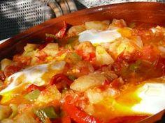Eggs Flamenco | Best Thing I Ever Made - Anne Burrell