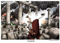 This Ramirez cartoon says it all! Obama's whole tenure is a SELFIE!!!