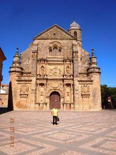 Detalle de la Sacra Capilla (Úbeda)