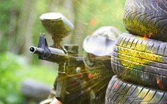 Not every time you enter into the battlefield, you get to use tactical weapons. At times you are stuck in situations when you need a quick draw or especially when you are making the run for the fla… Paintball Gear, Quick Draw, Markers, Tips, Sports, Summer, Hs Sports, Sharpies, Sport