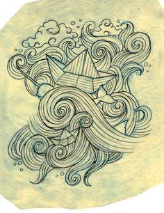 kurt brown ~ Emma's beautiful tattoo