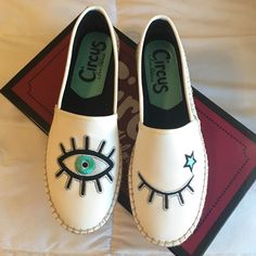 New Sam Edelman espadrilles New with box Circus by Sam Edelman blogger style espadrilles. Size 6.5. Cutest espadrilles ever!! Get ready for summer PRICE IS FIRM ☝️ Free gift with purchase Shipping same/next day✈️ Sam Edelman Shoes Espadrilles