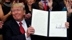 FOX NEWS: Trump clears way for ObamaCare 'alternatives' in new executive order goes around stalled Congress