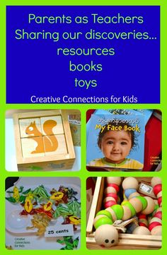 Sharing PAT conference discoveries: favorite children's books, websites, resources, and toys ~ Creative Connections for Kids