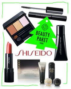 Heute geht es los. Unser Hauptstadtmutti-Adventskalender-Gewinnspiel: 1. Dezember - Ein Mega Beauty-Paket von shiseido im Wert von 200 EUR!