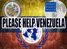 Pedido de Ayuda Internacional para Venezuela