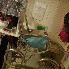 Vintage Pram, Retro Vintage, Prams, Kids And Parenting, Baby Strollers, Infant, Children, Kids Wagon, Nice Asses