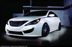 Custom Hyundai Sonata Ideas