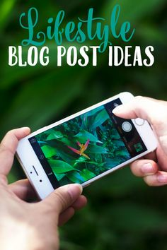 Experiencing bloggers block? Try these 45+ lifestyle blog post ideas to create content in a hurry!